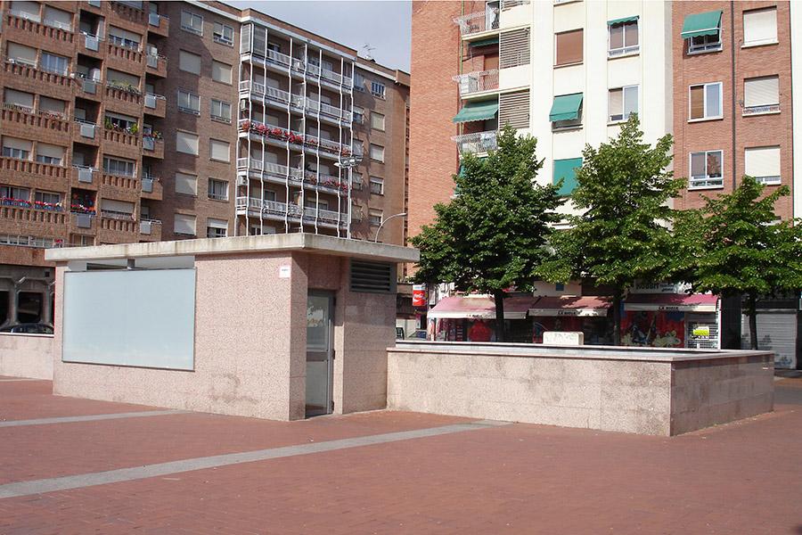 Parking Albia de Castro