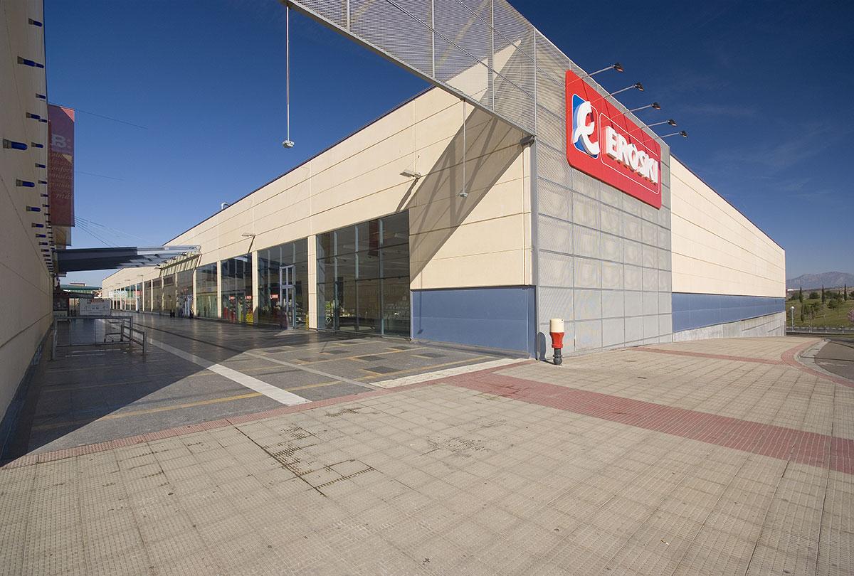 Eroski centro comercial