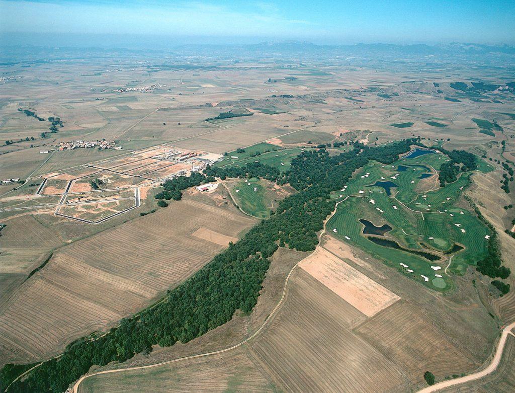 Campo de Golf de Cirueña