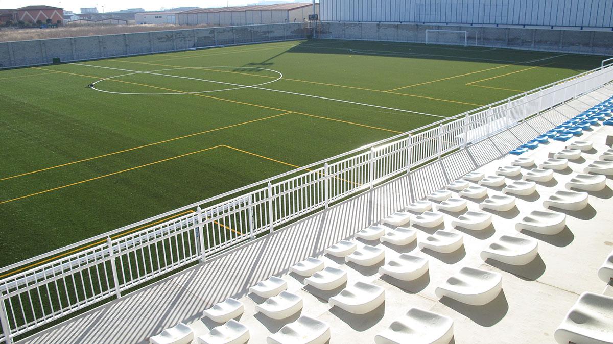 Campo de fútbol de Oyón
