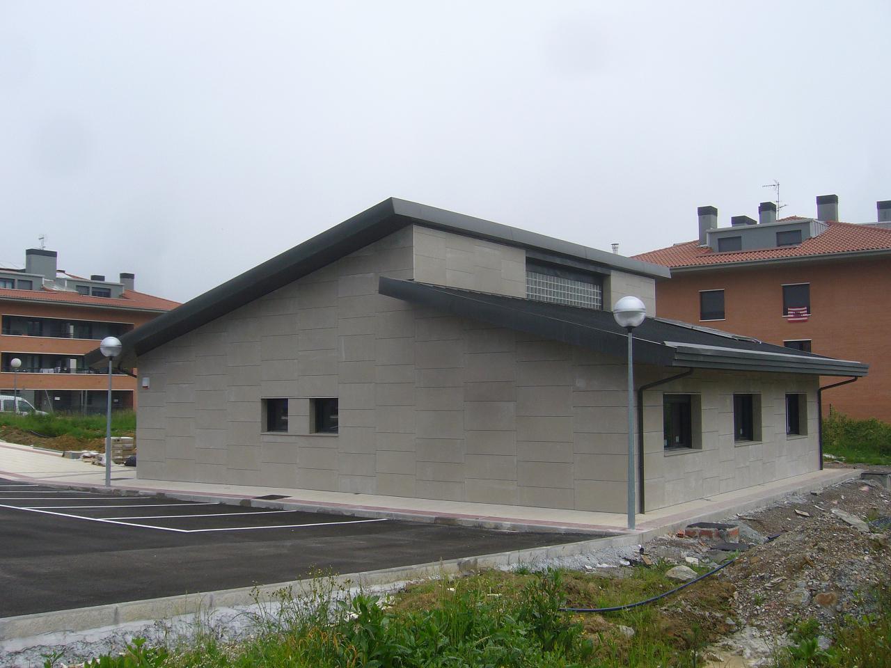 Centro médico Okondo