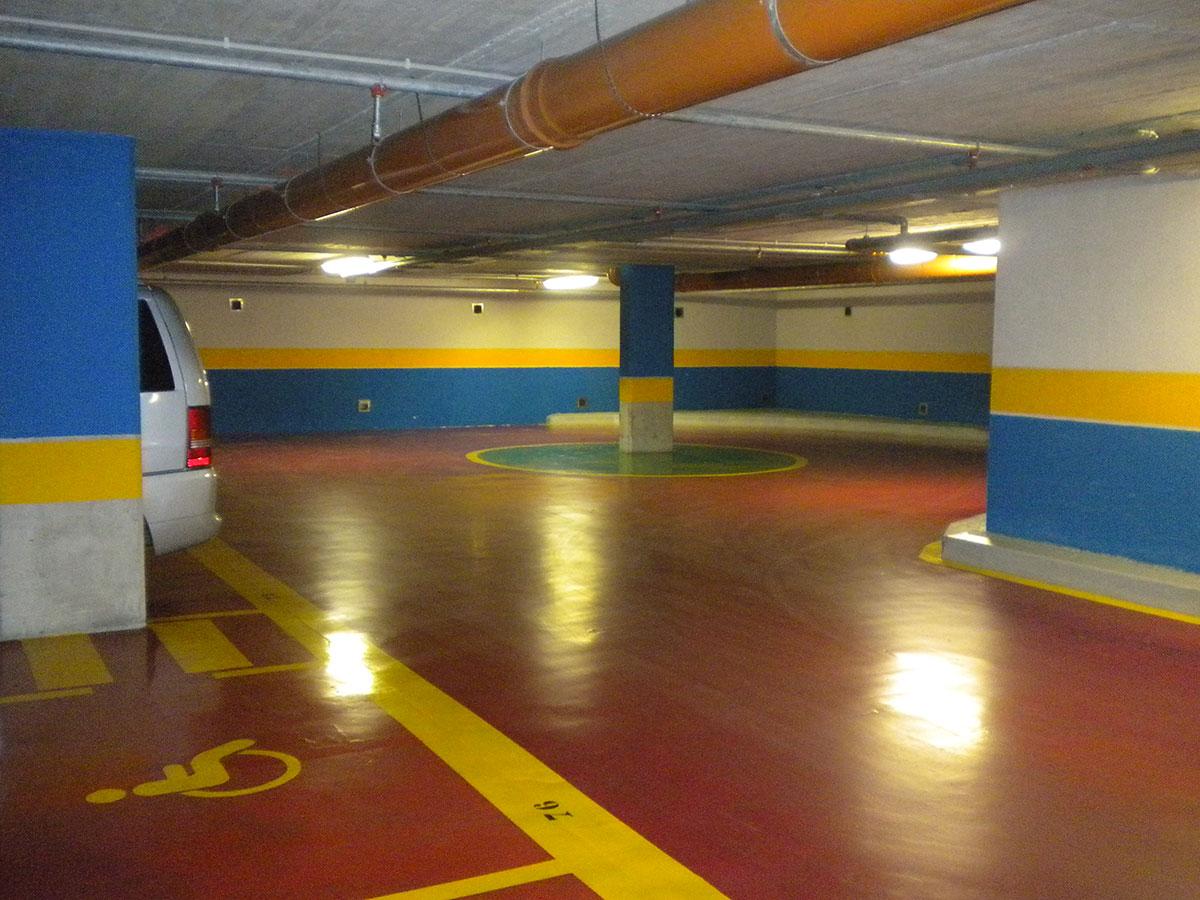Parking Avd. España