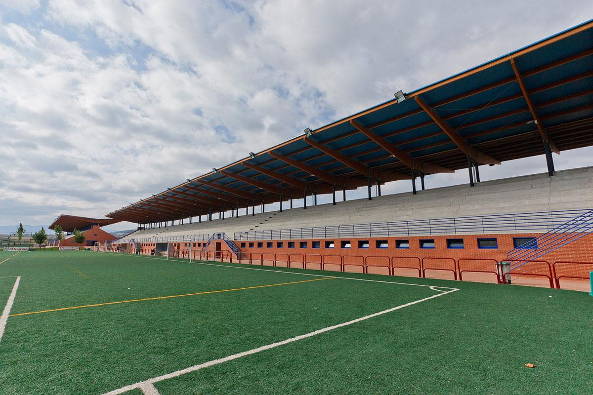 Campo de fútbol de Pradoviejo