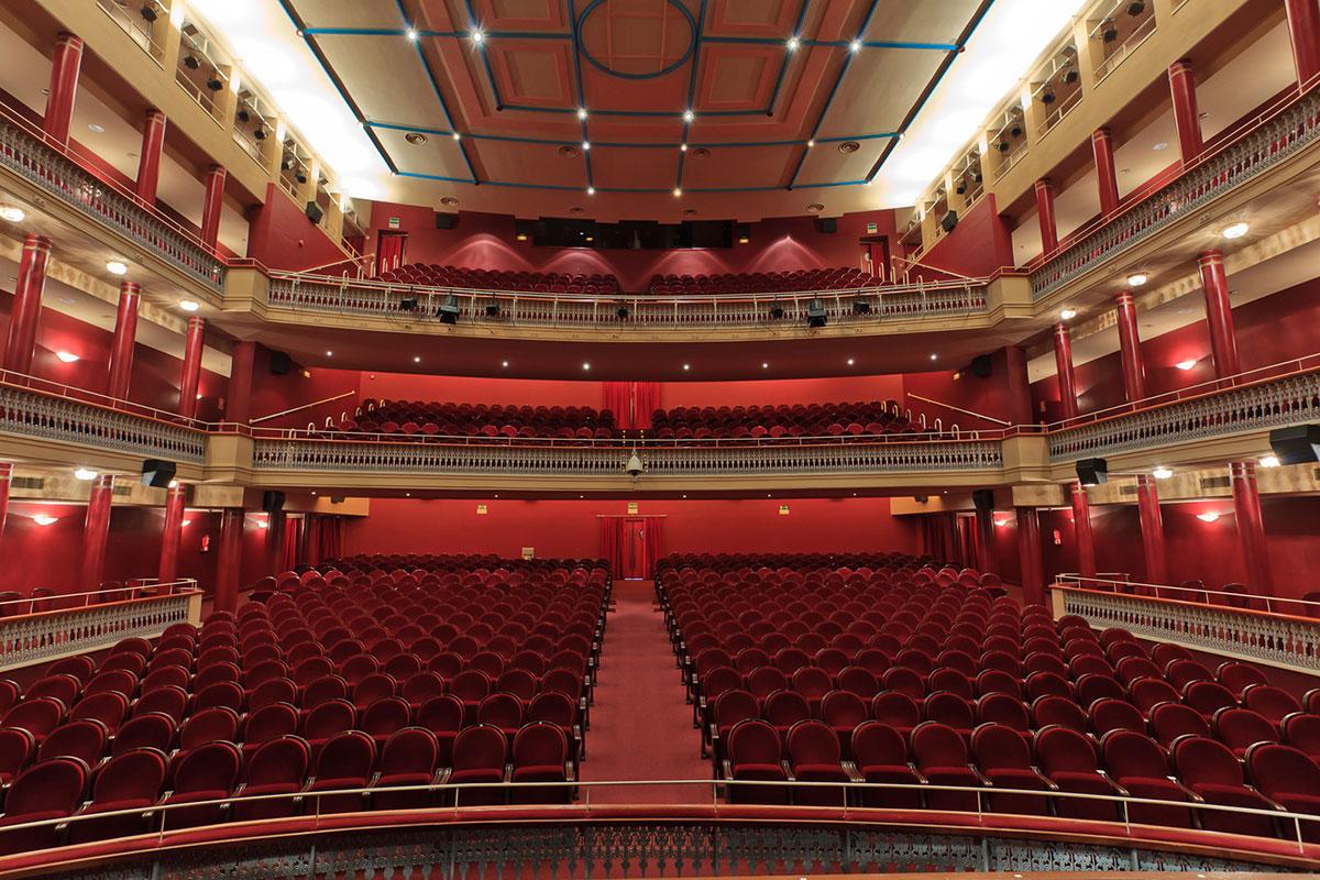 Rehabilitación Teatro Bretón