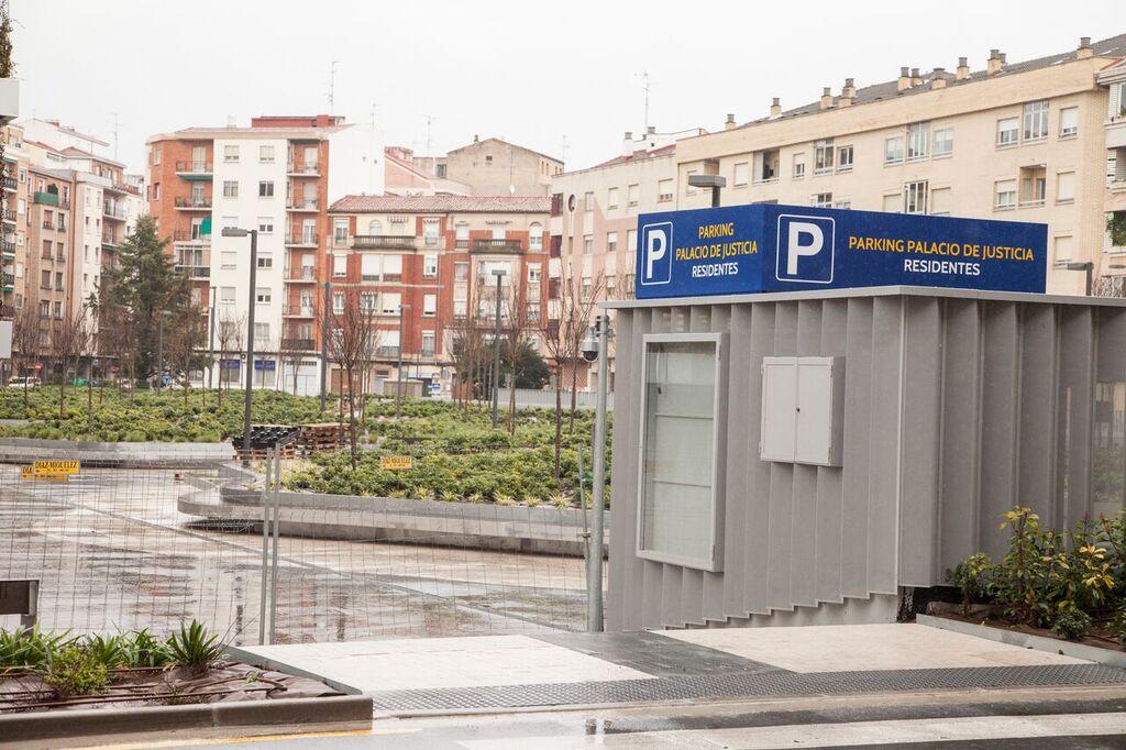 Parking Palacio de Justicia