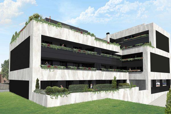 Edificio 7 Infantes